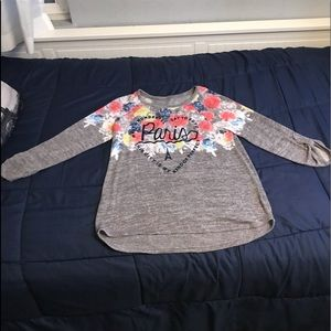 Justice long sleeve